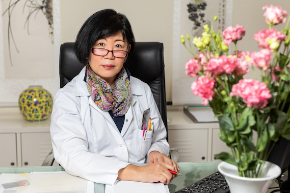 Dr. Liu-Wallow